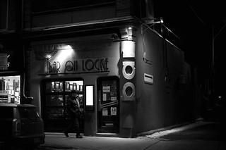 sixteen | bar on locke