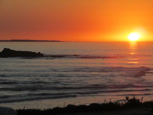 Sunset, Cape Town, Afrique du Sud
