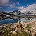Backpacking in the Ansel Adams Wilderness