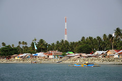 Ampana, Central Sulawesi (-AX-) Tags: mer indonesia antenne ampana sulawesitengahcentralsulawesi