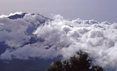 Wolkenküche (fotoculus) Tags: españa clouds wolken canarias espana lapalma canaryislands spanien nwn kanarischeinseln diascans urlaubsreise1991