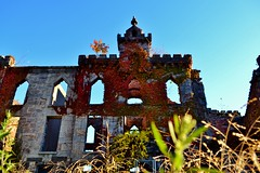 Roosevelt Island, 11.16.14 (gigi_nyc) Tags: nyc newyorkcity autumn ruins rooseveltisland smallpoxhospital renwickhospital