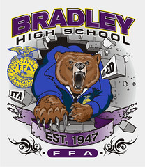 "Bradley High School FFA - Bradley, AR • <a style=""font-size:0.8em;"" href=""http://www.flickr.com/photos/39998102@N07/16003316802/"" target=""_blank"">View on Flickr</a>"