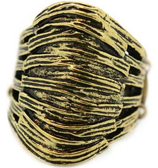 5th Avenue Brass Ring P4310A-1