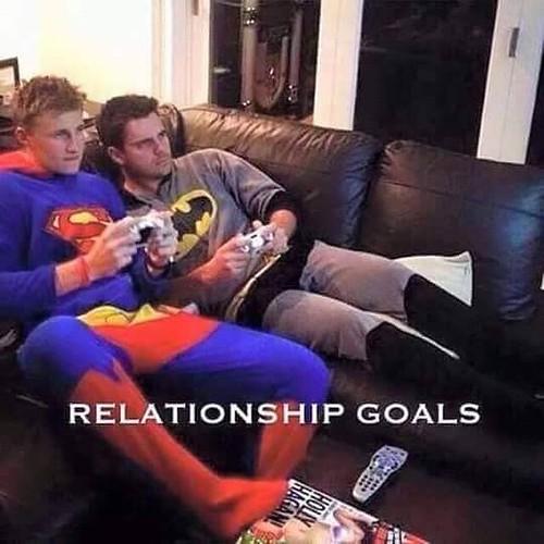 batman and flash relationship goals