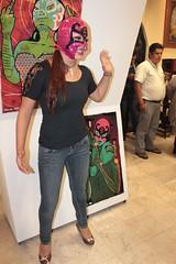Yuca La Potranquita (Daniela Herreras) Tags: mxico de this la is luchalibre veracruz lucha libre reyes ignacio exposicin coatzacoalcos galera ordez thisisluchalibre reyesdelalucha
