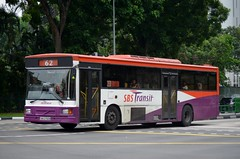 SBS Transit Volvo B10M Mark 4 Duple Metsec DM3500 (nighteye) Tags: bus volvo singapore mk4 mark4 sbstransit b10m duplemetsec dm3500 service62 新捷运 sbs2752b