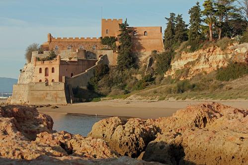 La forteresse de Ferragudo