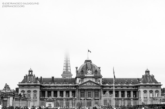 École Militaire, Paris [4011]