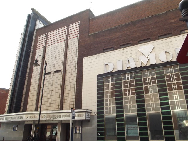 Diamond Banqueting Suite - Skinner Street, Wolverhampton - former Odeon cinema