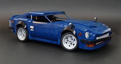 Datsun 240Z (LegoMarat) Tags: anime toy model lego rc datsun fairlady modelteam legotechnic