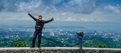 Mountain View Cebu (Jorge Rosal) Tags: city travel panorama mountain clouds landscape nikon outdoor philippines kitlens cebu mountainview overlooking topoftheworld busay lantaw d5100 zurielruaya