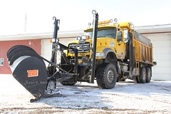 Town of Minden (110) (RyanP77) Tags: snow ny 6x6 truck dump upstate granite plow viking mack rd snowplow tenco townofminden