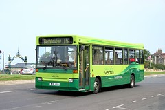 901 - M76 CYJ (Solenteer) Tags: pointer dennis dart 76 ryde 901 goahead plaxton southernvectis m76cyj brightontansport