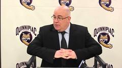 QU Women's Ice Hockey Post-Game Comments vs Harvard (Jan 30, 2015) (Quinnipiac Athletics) Tags: ice hockey 30 jan harvard womens vs comments qu postgame 2015