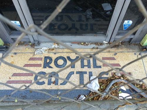 Royal Castle Terrazzo Floor Former Little River Business District