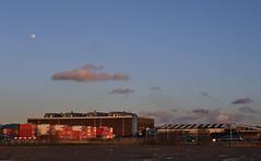 AMS Noord NDSM Containerwoningen