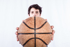 Let's play... (trouble4dan) Tags: boy guy basketball sport ball model teen 2015 danhamill