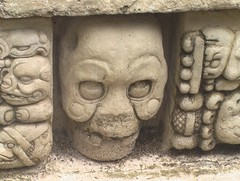 Stone Skull of Copan