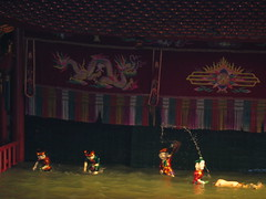 Water Puppet Theater Hanoi