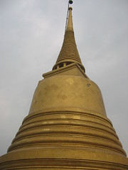 Wat Saket - Golden Mount Bangkok
