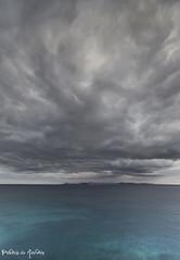 Nubes (Patricia Martin Navarro) Tags: sea españa clouds landscape mar spain fuerteventura lanzarote canarias nubes islas