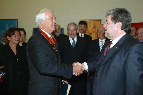 Unser Dank und Respekt gilt Karl-Heinz Scherhag für seine überragende Lebensleistung für das Handwerk und die Handwerkskammer Koblenz.