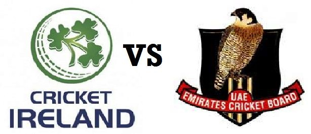 Ireland Vs UAE Live Cricket Score - ICC Cricket World Cup 2015