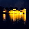 Pride of pinkcity (sir_ashwini) Tags: india canon lights pride lightshow jaipur pinkcity 1200d jalamahal