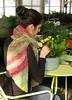 IMG_8935 (WoofBC) Tags: scarf knitting yarn knitty stole handspun nahant