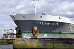 Stroombank (5) (Auto350) Tags: detail ship bow bremen schiffe