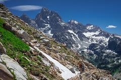 2016Upperpaintbrush13s-62 (skiserge1) Tags: park camping lake mountains america freedom hiking grand jackson national backpacking wyoming teton tetons