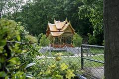 Siamesischer Tempel, Bad Homburg 2016 (Spiegelneuronen) Tags: badhomburg kurpark