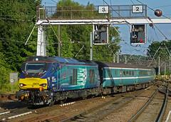 68016 Norwich (chris_p_boon) Tags: class68 68016 68019 norwich abelliogreateranglia shortset haulage