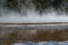 Grand Prismatic Spring at Yellowstone National Park (JenaPage) Tags: yellowstone dxoone hotspring