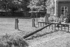 Huge Rake (EmoHoernRockZ) Tags: sculpture de deutschland plastic schleswigholstein neumnster plasticarts emohoernrockz hoernrockz nychennecom alphaemo