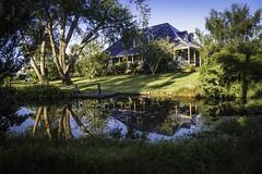 Jetty House (longreach) Tags: tasmania australia farsouthtasmania building architecture house jetty southport