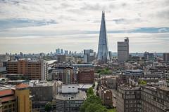 The Shard | Switch House View (James_Beard) Tags: london renzopiano londonskyline londonlandmarks londonarchitecture theshard fujixe2 fuji1024mm
