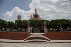 San Miguel de Allende (RODA Fotografa) Tags: sanmigueldeallende pueblomgico pueblomagico mxico mexico architecture architektur travel traveling church religion