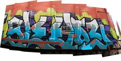 (o texano) Tags: houston texas graffiti trains freights sleep sleepy rtd railheads
