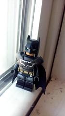 Custom Brickus-Verse Batman (biggusbrickus) Tags: lego custom verse brickusverse minifig minifigure dc batman au