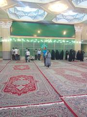 Mausoleum_of_Ruhollah_Khomeini (4) (Sasha India) Tags: iran mausoleum tehran gira  mausoleo     mausole  thran            ruhollahkhomeini    tehern
