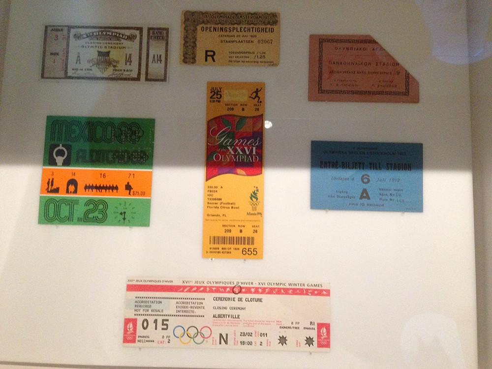 Museu Olímpico em Lausanne 14