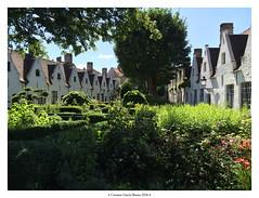 Casa de caridad (Godshuis Sint-Jozef) (carmen.gb) Tags: brujas brugge bruges brugse brgger belgium belgique flemish flandes flandria