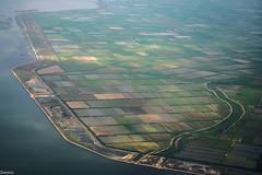(Siminis) Tags: siminis heraklio crete greece thessaloniki axios river fields delta deltaofaxios landscape rurallandscape aerial