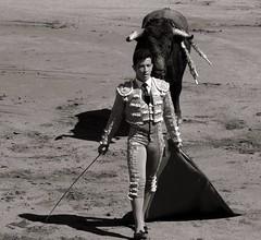 Guillermo Valencia (aficion2012) Tags: ceret 2016 novillada corrida toros bulls bull fight novillos france francia d mario y hros de manuel vinhas torero matador novillero guillermo valencia