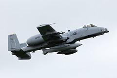 79-0122 A-10C (Ian Tate) Tags: rafleeming egxe 790122 fairchildrepublica10cthunderboltii 303rdfs 442ndfw