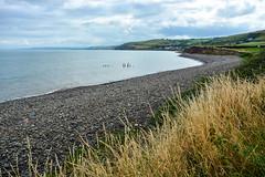 Round Wales Walk 40 - Sweeping Cardigan Bay (Nikki & Tom) Tags: walescoastpath wales ceredigion uk beach pebbles bay coast sea