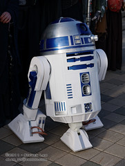 DSC_7993 (slamto) Tags: wizardworldcomicontoronto droid r2d2