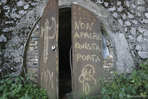 Tunnel Montevergine